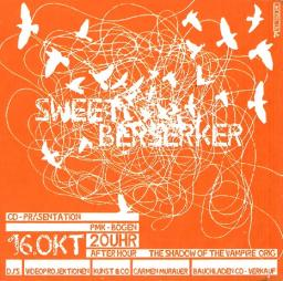 SWEET BERSERKER CD-Präsentation_16.10.2004