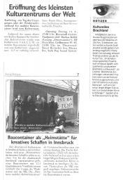 Diverse Zeitschriften, April 2001