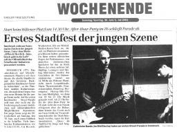 Tiroler Tageszeitung, 30.06./01.07.2001