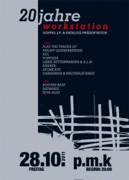 20 Jahre Workstation Flyer