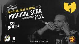 Prodigal Sunn (Wu-Tang / Sunz of Man)