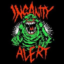 Insanity Alert