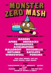 Monster Zero Mash 2011 - Friday