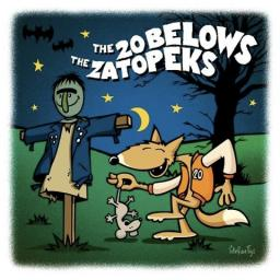 THE ZATOPEKS // 20 BELOWS