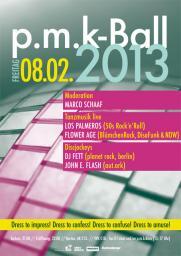 p.m.k-Ball  2013