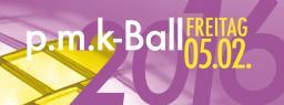 p.m.k Ball 2016
