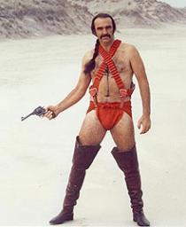 p.m.k FILMDIENSTAG: SCIENCE FICTION CINEMA vol. XVI - VERLASSENE WELTEN VOL. II - feat. ZARDOZ (John Boorman, USA 1974)