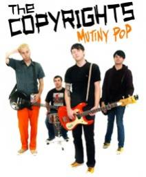 THE COPYRIGHTS (us) / ZATOPEKS (uk)