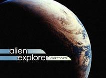 Alien Explorer Resident Invasion Vol. 3
