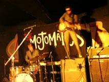 THE MOJOMATICS (ITA) / BBQ (USA)