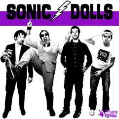 SONIC DOLLS (d) + THE MUGWUMPS (a)