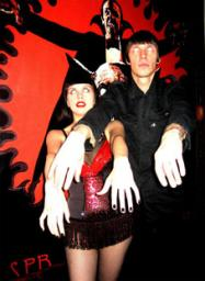 MESSER CHUPS (Vamp Babes / Solnze Records)