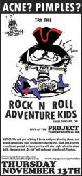 ROCK'N'ROLL ADVENTURE KIDS (oakland, ca, usa)