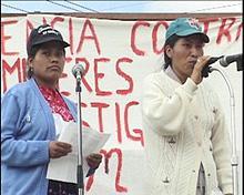TIERRA DE MUJERES - Land der Frauen