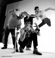 REDLIGHTSFLASH (punkrock / graz)