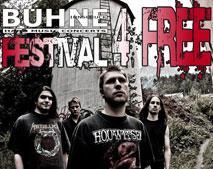 Bühne Innsbruck - FESTIVAL FOR FREE