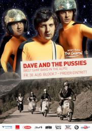 DAVE AND THE PUSSIES