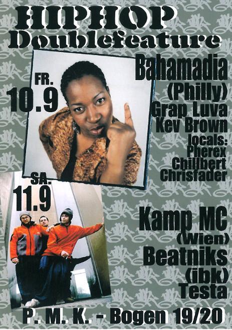 Hiphop Double Feature Part 1_10.09.2004