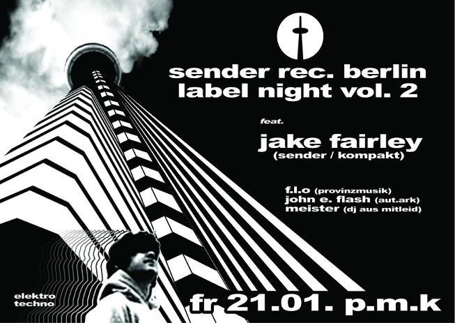 Sender Rec. Berlin Labelnight Vol. 2_21.01.2005