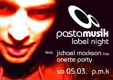 PASTAMUSIK LABEL NIGHT_05.03.2005