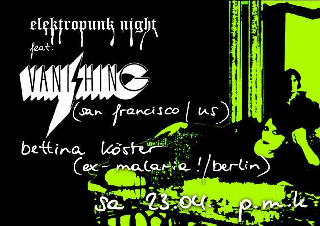 THE VANISHING_23.04.2005