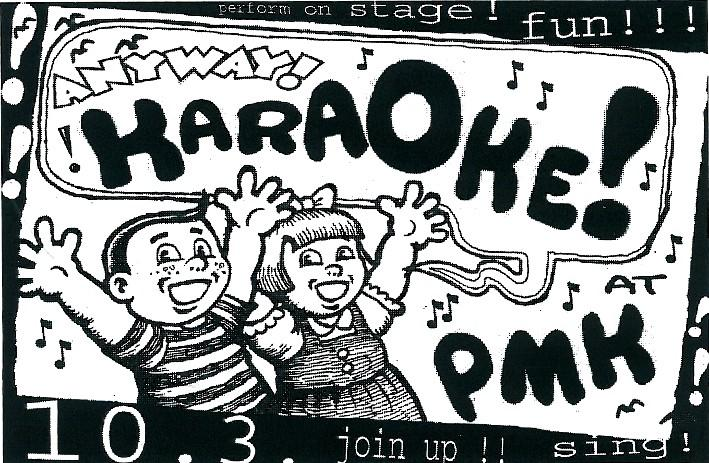 Karaoke Night_10.03.2006