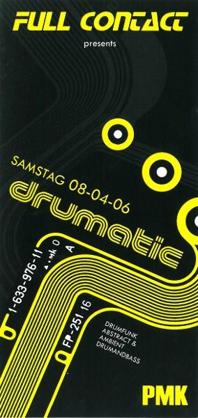DRUMATIC feat. Gravity Crew_08.04.2006