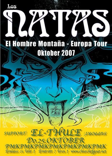 LOS NATAS_25.10.2007