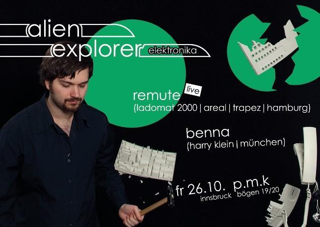 ALIEN EXPLORER_REMUTE_26.10.2007