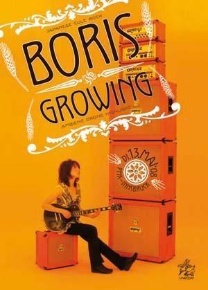 BORIS & GROWING_13.05.2008