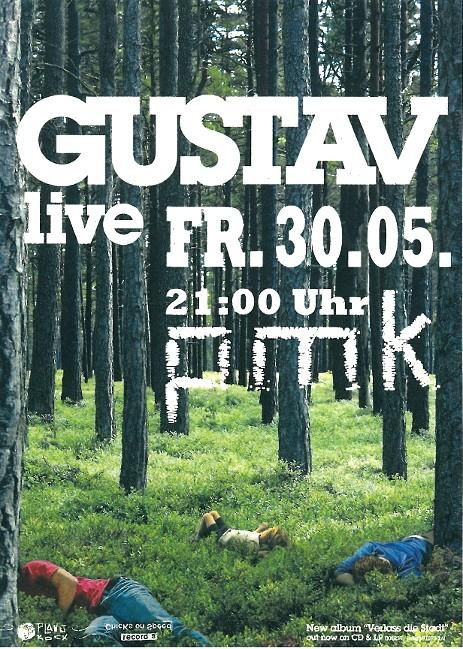 GUSTAV & BAND_30.05.2008