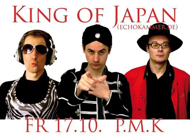 KING OF JAPAN_17.10.2008