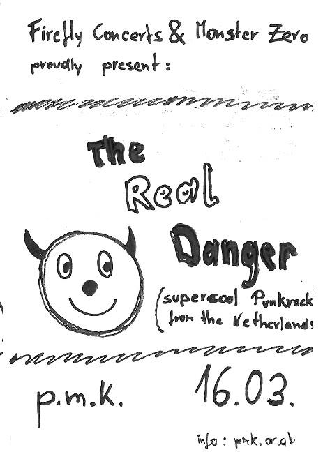 THE REAL DANGER_16.03.2009