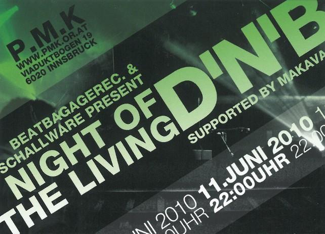NIGHT OF THE LIVING D'n'B_11.06.2010