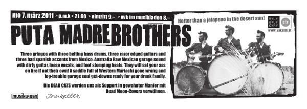 PUTA MADRE BROTHERS_07.03.2011