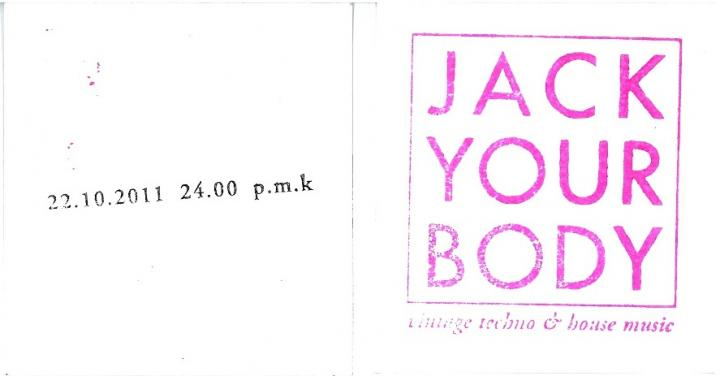 JACK YOUR BODY_22.10.2011