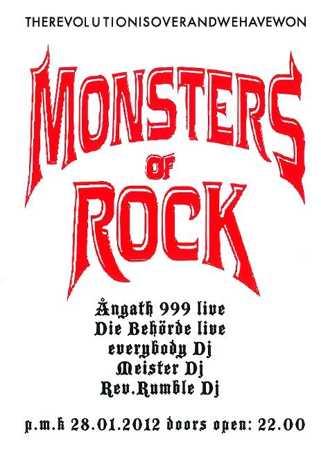 MONSTERS OF ROCK_28.01.2012