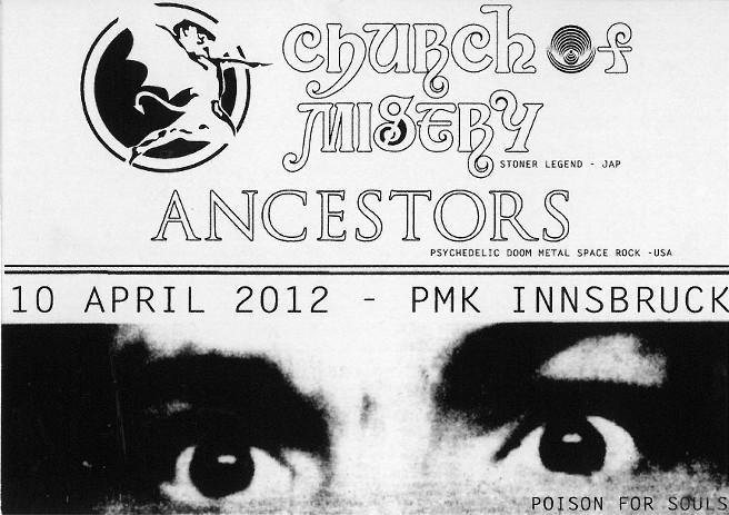 CHURCH OF MISERY_10.04.2012