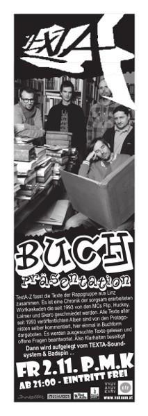 TEXTA – Buchpräsentation_02.11.2012