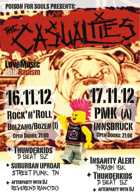 THE CASUALTIES_17.11.2012