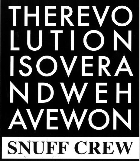 SNUFF CREW_18.01.2013