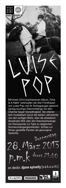 LUISE POP 2013_28.03.2013