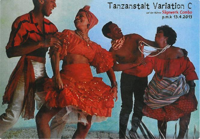 Tanzanstalt Variation C_13.04.2013