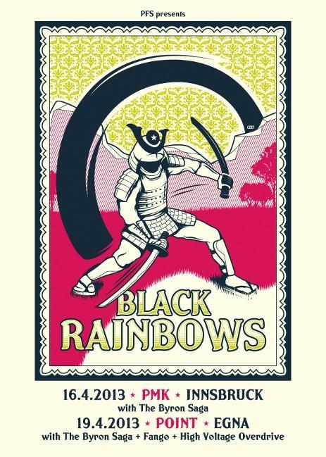 BLACK RAINBOWS_16.04.2013