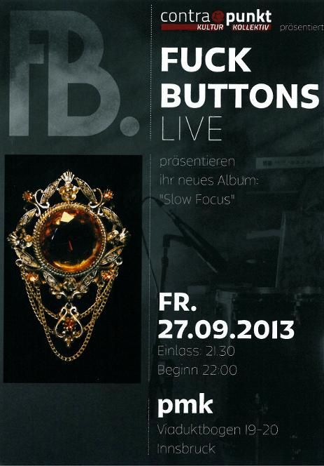 FUCK BUTTONS_27.09.2013
