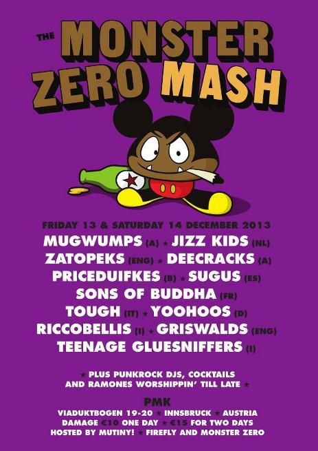 MONSTER ZERO MASH 2013_13.12.2013