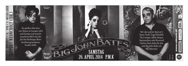 THE BIG JOHN BATES_26.04.2014