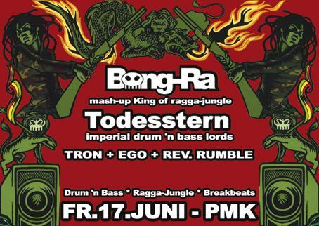 Bong Ra vs. Todesstern