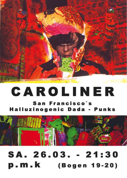 Caroliner Flyer