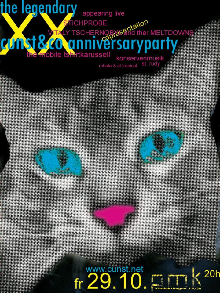 Verein Cunst & Co feiert 20. Geburtstag